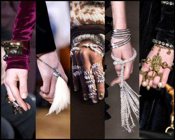 pulseras, bracelets, joyas, tendencias, jewels, trends, fall 2017, joyas de tendencia, jewels trend