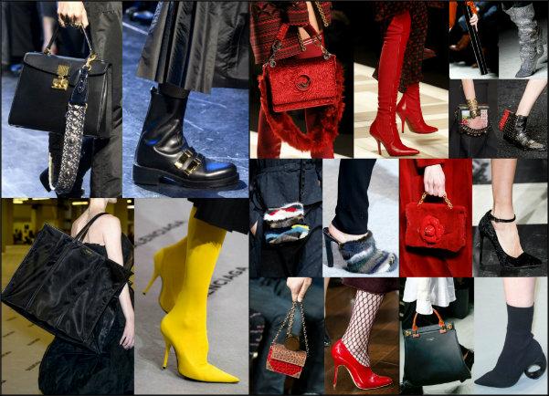 shoes, zapatos, shoe trends, tendencia zapatos, shoes fall 2017, zapatos invierno 2018