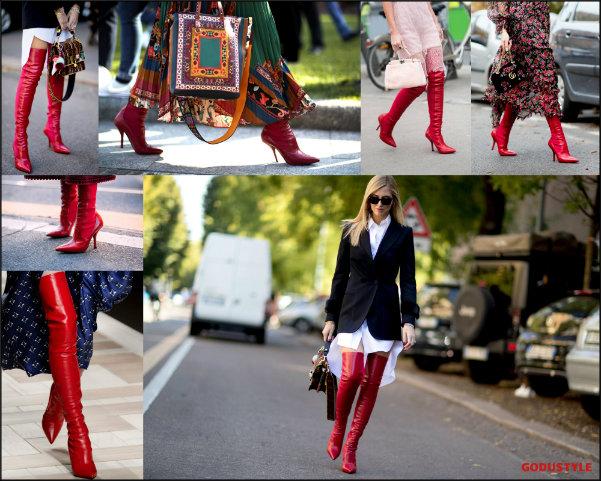 fendi rockoko, red boots, botas rojas, boots, botas, trend, tendncia