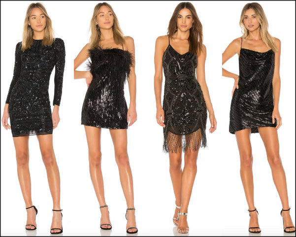 sequin dress, vestido lentejuelas, vestidos fiesta, lbd, party dresses, sequin trend