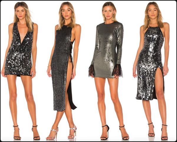 sequin dress, vestido lentejuelas, vestidos fiesta, party dresses, silver dress, sequin trend