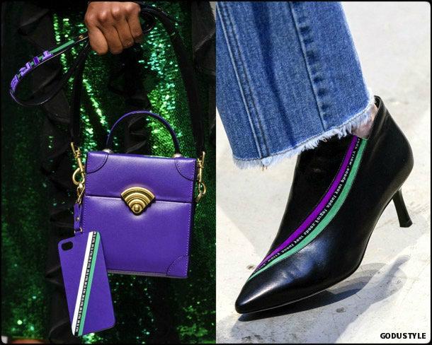 annakiki, fashion, ultra violet, color, trend, 2018, pantone, looks, runway, shoes, accessories, tendencias, color