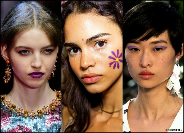 fashion, ultra violet, color, trend, 2018, pantone, looks, runway, beauty, tendencias, color
