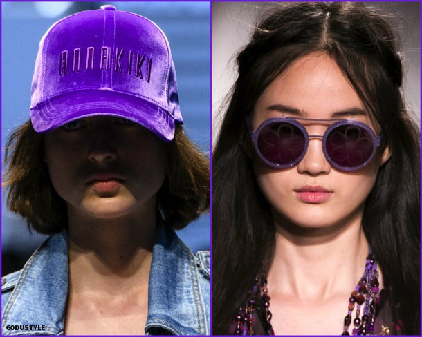 fashion, ultra violet, color, trend, 2018, pantone, looks, runway, accessories, tendencias, color