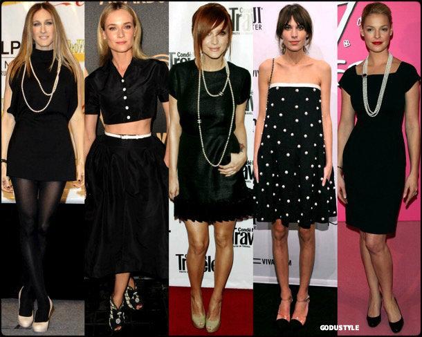 pearls, perlas, trend, tendencia, jewels, joyas, spring 2018, verano 2018, looks, streetstyle, runways