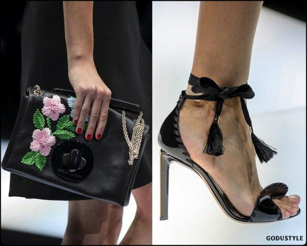 giorgio armani, shoes, trends, zapatos, tendencia, spring 2018, verano 2018