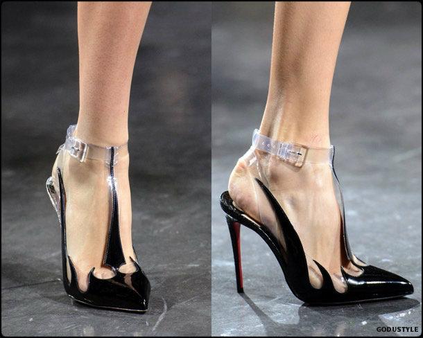 mugler, shoes, trends, zapatos, tendencia, spring 2018, verano 2018