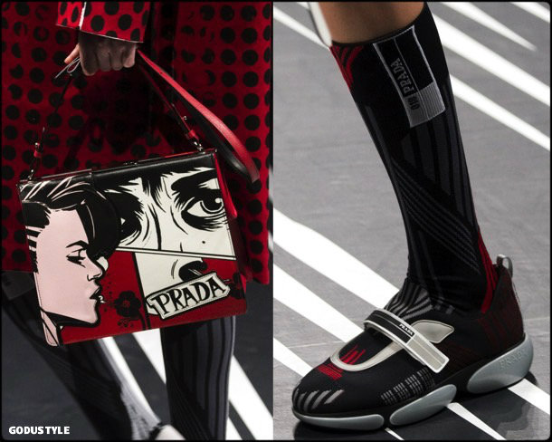 prada, shoes, trends, zapatos, tendencia, spring 2018, verano 2018