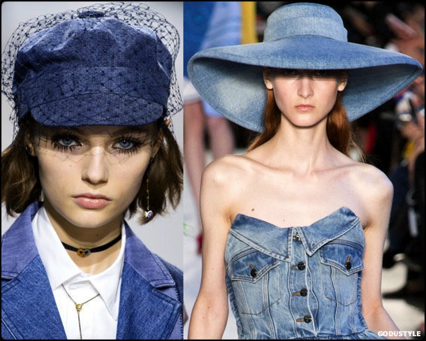 denim, jeans, accessories, style, details, spring 2018, runway, trend, tendencia, verano 2018, pasarela