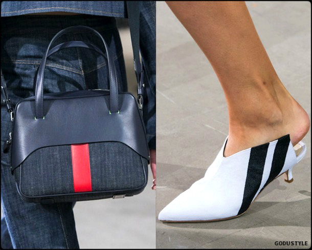 denim, jeans, shoes, style, detail, spring 2018, runway, trend, tendencia, verano 2018, pasarela