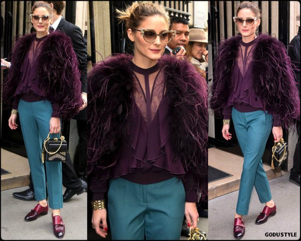 olivia palermo, looks, streetstyle, elie saab, couture, spring 2018, style, details, shopping, outfits, fashion weeks