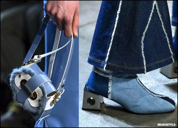 shoes, bag, fall 2018, zapatos, bolsos, invierno 2019, trends, tendencias, nyfw, arty heels, tacones arty