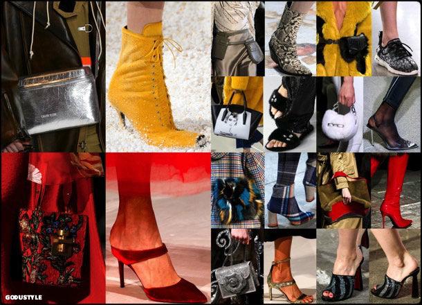 shoes, bag, fall 2018, zapatos, bolsos, otoño 2018, invierno 2019, trends, tendencias, nyfw