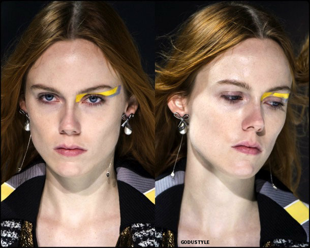 beauty, looks, louis vuitton, fall 2018, trends, pfw, belleza, invierno 2019, tendencias, looks, style
