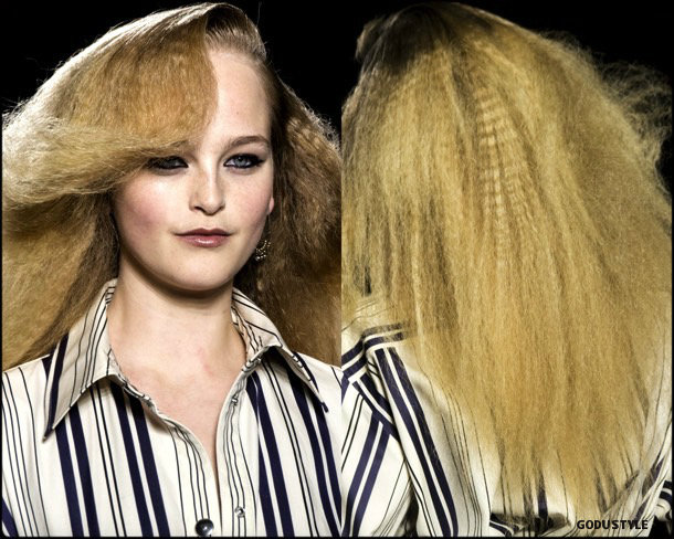 beauty, looks, sonia rykiel, fall 2018, trends, pfw, belleza, invierno 2019, tendencias, looks, style
