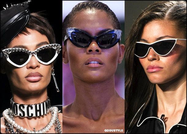 sunglasses, cat eyes, summer 2018, trends, gafas sol, verano 2018, tendencias, looks, style, shopping