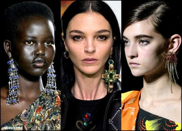 baroque, jewels, spring 2018, trends, joyas, tendencias, details, barroco, verano 2018, looks, style