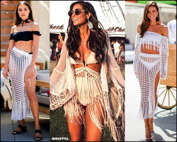 boho chic, looks, coachella, coachella 2018, trends, looks, style, tendencias, camila coelho, streetstyle
