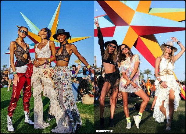 boho chic, looks, coachella, coachella 2018, fashion, trends, looks, style, tendencias, moda, streetstyle, hippie chic