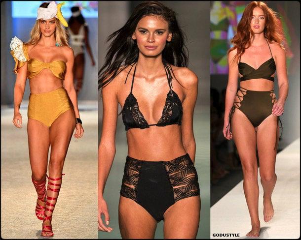 retro, swim, spring 2018, trends, miami swim week, bikinis, tendencias, details, verano 2018, looks, style