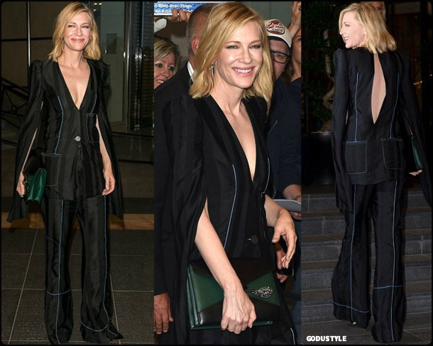 cate blanchett, fashion, looks, cannes 2018, style, loewe, details, red carpets, celebrities, outfits
