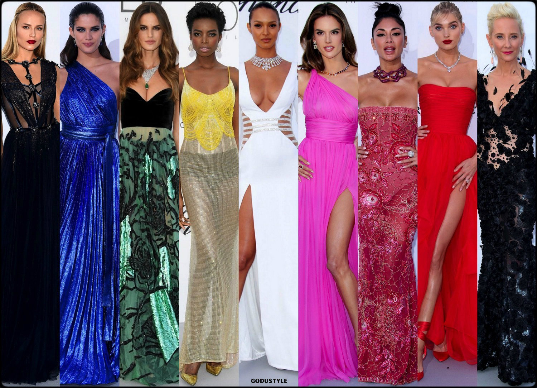 Amfar Godustyle 2018 Vestidos FiestaGala Cannes OXkN8Zn0wP