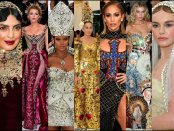 met 2018, gala, best, fashion, celebrity, look, style, details, celebrities, outfits, red carpet, review