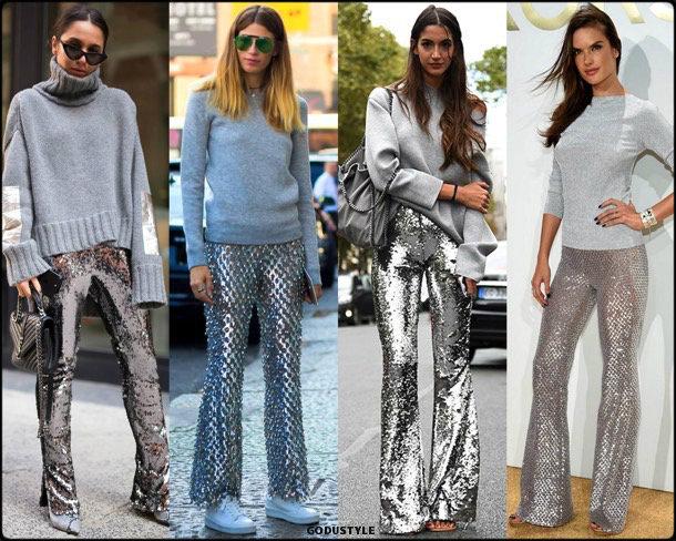 veronika heilbrunner, sequin, lentejuelas, look, street style, fashion, trend, details, style, shopping, outfits, tendencias
