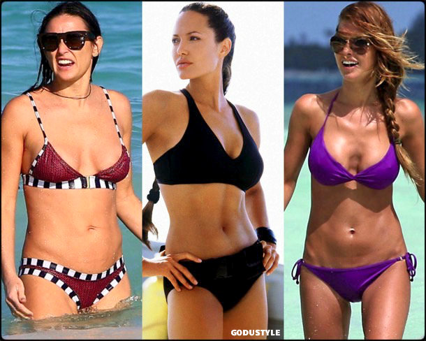 strawberry, body, shapes, swimwear, summer 2018, bikinis, bañadores, shopping, verano 2018, celebrities, looks, style