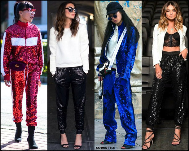 thassia naves, sequin, athleisure, lentejuelas, look, street style, fashion, trend, details, style, shopping, outfits