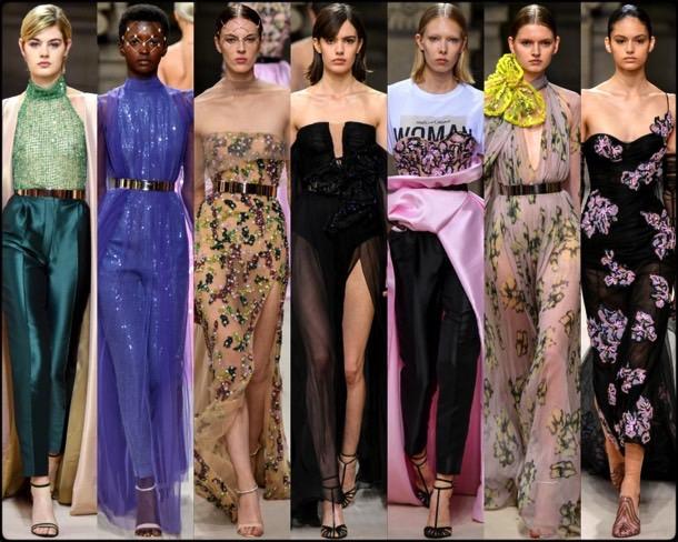 galia lahav, couture, fall 2018, looks, style, details, haute couture, alta costura, otoño 2018, shoes, beauty look