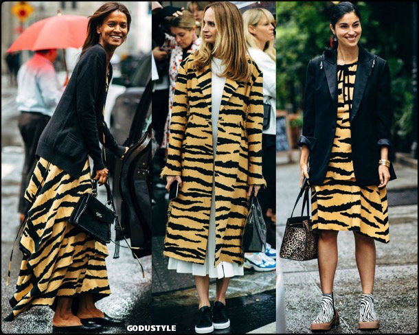 animal print, trends, fall 2018, street style, nyfw, spring 2019, looks, style, details, otoño 2019, ropa, moda, must-haves