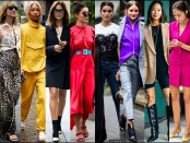 must haves, trends, fall 2018, street style, nyfw, spring 2019, looks, style, details, otoño 2019