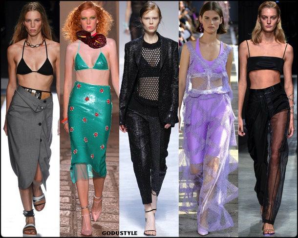 bralettes, tops, spring 2019, trends, verano 2019, tendencias, mfw, looks, style, details, moda, fashion