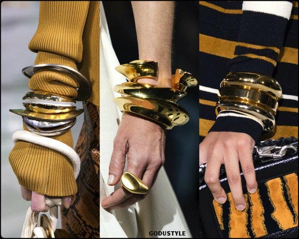 bracelets, pulseras, gold, jewelry, fall 2018, winter 2019, joyas, otoño 2018, invierno 2019, trends, tendencias