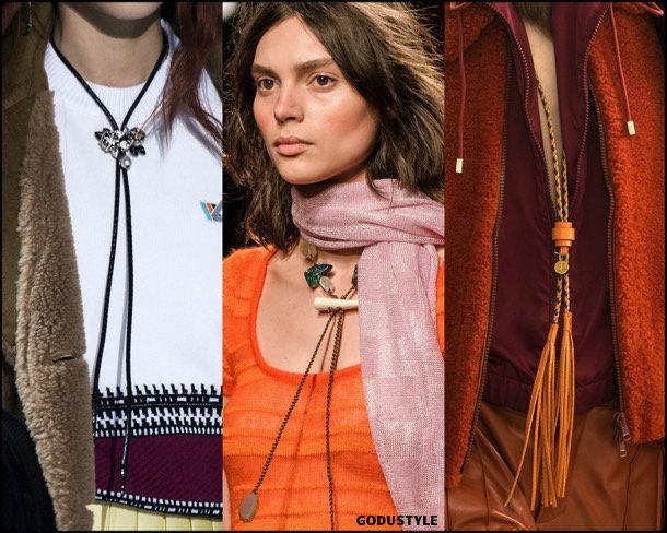 wild west, cowboy, jewelry, joyas, fall 2018, winter 2019, otoño 2018, invierno 2019, trends, tendencias, style