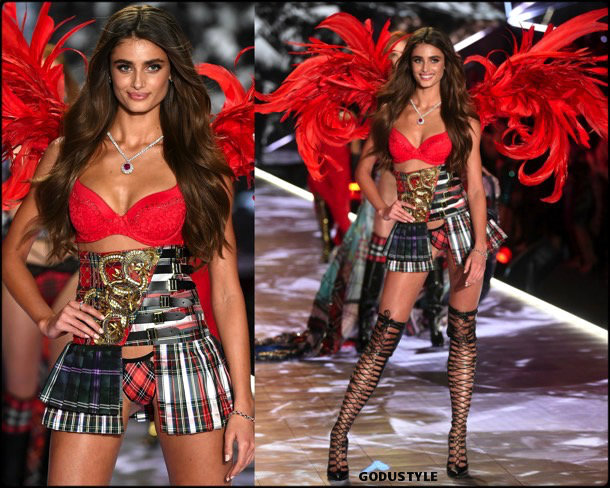 taylor hill, victorias secret, 2018, fashion show, desfile, victorias secret 2018, models, looks, style, details
