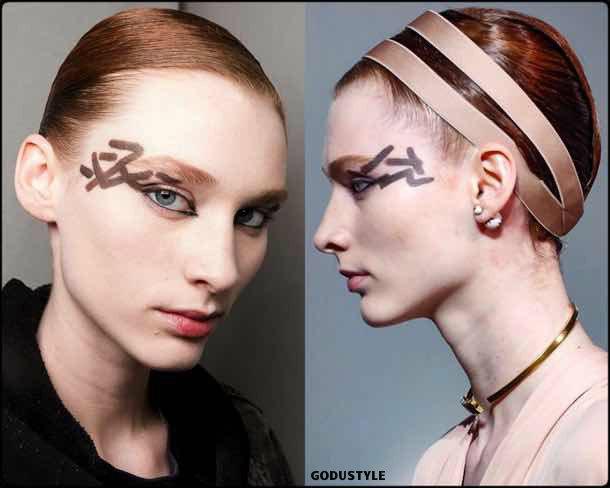 christian dior, beauty, belleza, beauty look, makeup, party, look, spring 2018, trends, verano 2018, tendencias