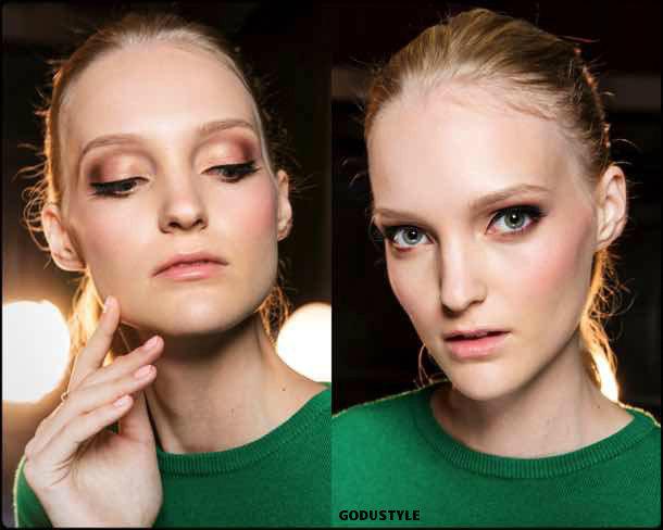 dennis basso, beauty, belleza, beauty look, makeup, party, look, spring 2018, trends, verano 2018, tendencias