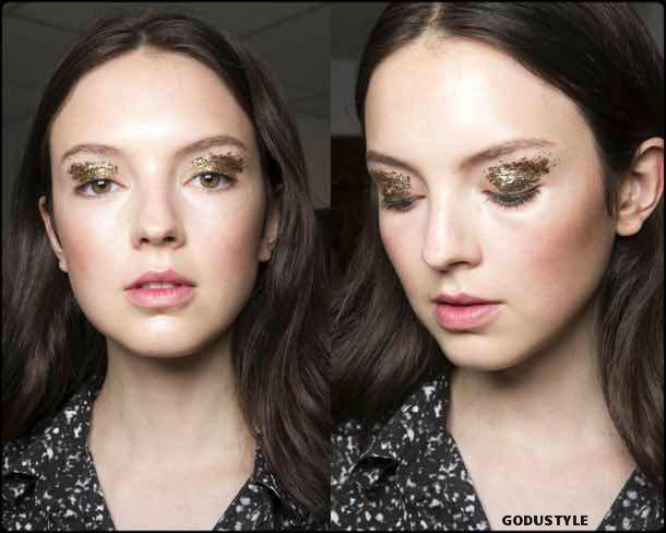 kate spade, beauty, belleza, beauty look, makeup, party, look, spring 2018, trends, verano 2018, tendencias