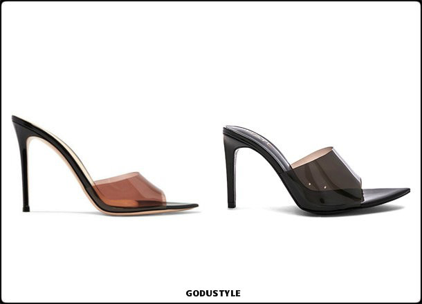 pvc, gianvito rossi, mules, shoes, party, zapatos, fiesta, must-haves, shopping, luxury, low-cost, style