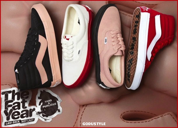 vans, fashion, chinese new year, pig year, capsule collection, shopping, 2019, collection, look, style