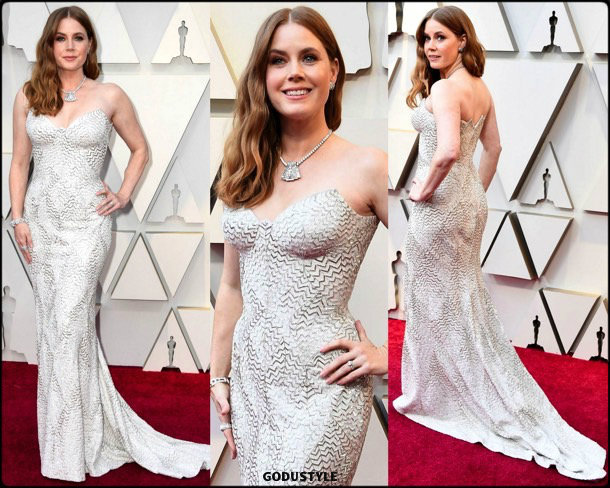 amy adams, oscar 2019, red carpet, best, fashion, look, beauty, style, details, celebrities, review, alfombra roja