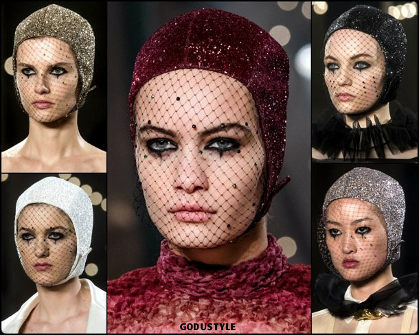 christian dior, beauty, look, makeup, belleza, maquillaje, couture, spring 2019, verano 2019, style, details