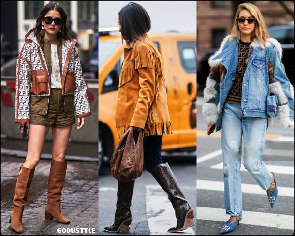 fendi, logo, fashion, influencers, street style, nyfw, fall 2019, trends, look, details, tendencias, moda