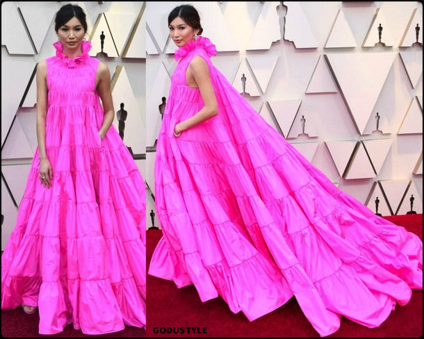 gemma chan, oscar 2019, red carpet, best, fashion, look, beauty, style, details, celebrities, review, alfombra roja