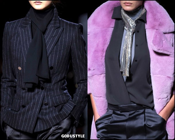 tom ford, fall 2019, invierno 2020, collection, nyfw, look, style, details, shoes, accessories, beauty, review, colección