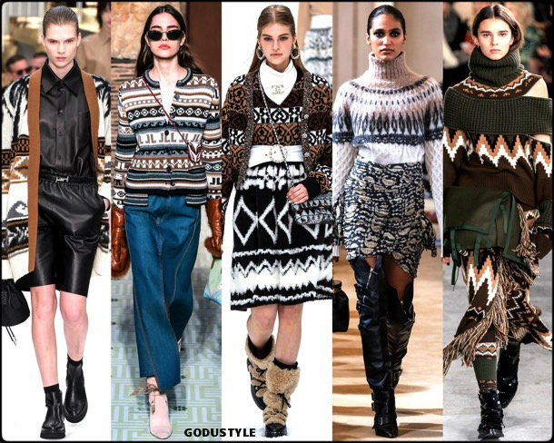 knitted, punto, fall 2019, fashion, trends, tendencias, moda, otoño 2019, invierno 2020, look, style, details, fashion weeks