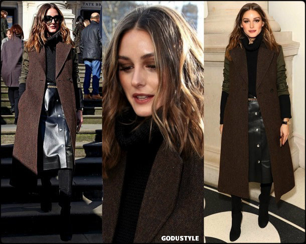 olivia palermo, victoria beckham, fashion, looks, fall 2019, nyfw, style, details, street style, outfits, front row