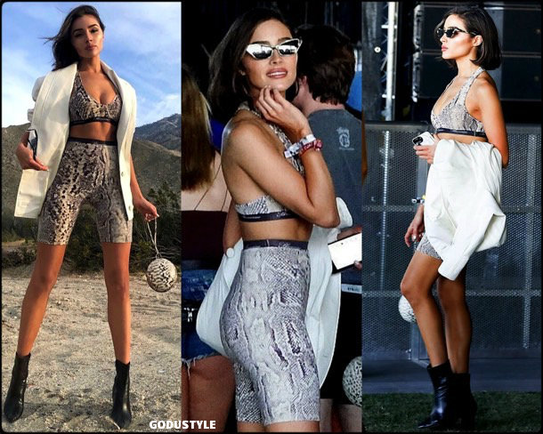 olivia culpo, coachella, 2019, fashion, look, style, details, influencer, outfit, inspiration, shopping, trends, moda, beauty